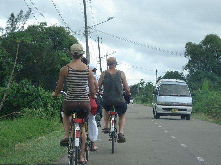 Toerisme in Suriname