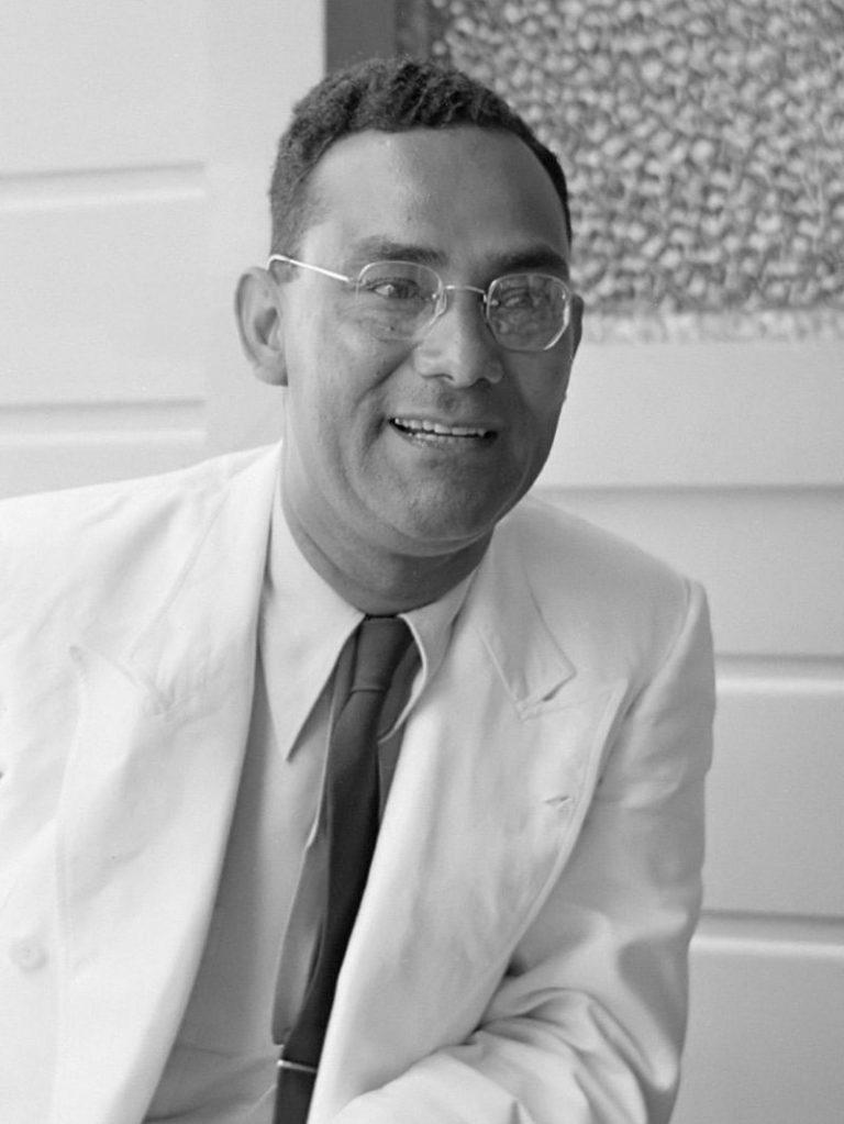 """""""Johan Ferrier President van Suriname"""""""