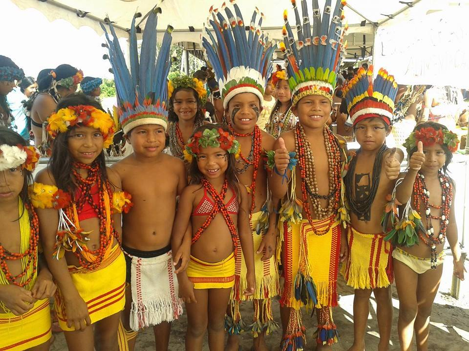 """Indianen Suriname"""