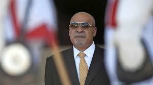 President Desire Bouterse van Suriname