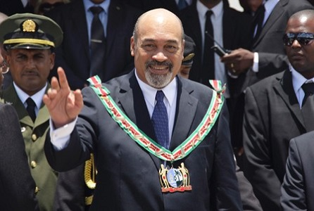 AMBTSKETEN BOUTERSE