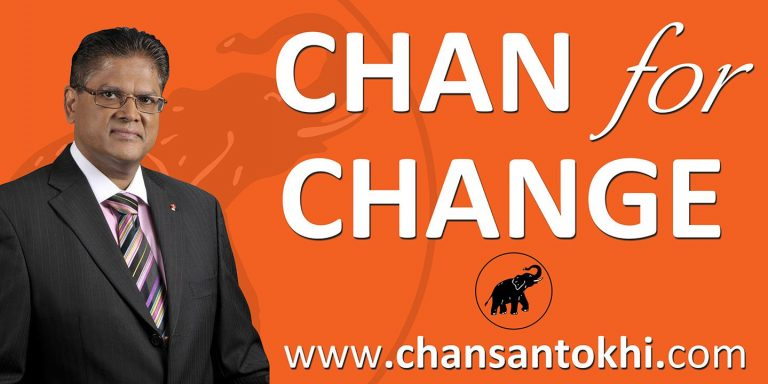 CHAN FOR CHANGE